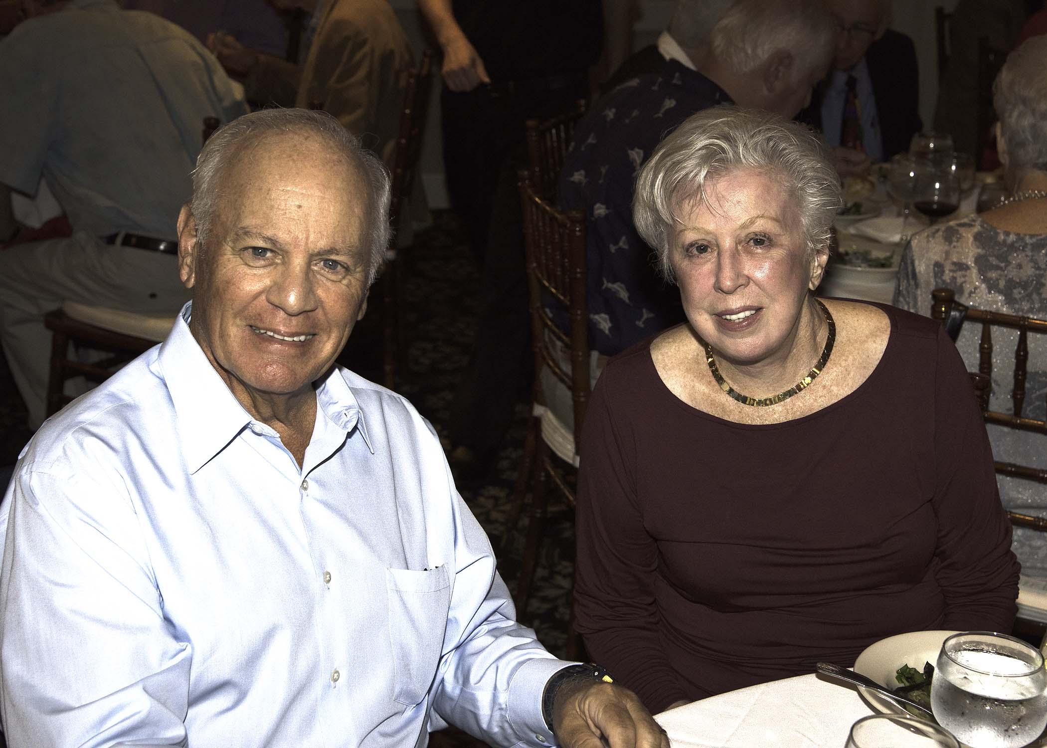 Bob and Patricia Macchia