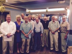 The 2015-2016 Sanibel-Captiva Lions Club Officers and Directors