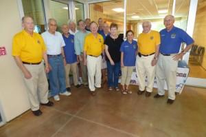 The Sanibel-Captiva Lions Club Health Screening Team